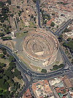 Roma - Italia - Colosseo