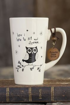 I have about 500 owl mugs... Why not 1 more??? Lol...