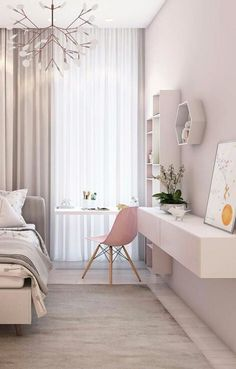 Storage tips for small rooms - Small room design Home Decor Furniture, Home Decor Bedroom, Living Room Decor, Bedroom Ideas, Diy Bedroom, Bedroom Storage For Small Rooms, Home Room Design, Interior Design Living Room, Girl Room