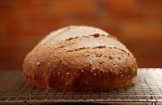Whole-wheat breads are an acquired taste, in my opinion