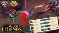 """""""The build to win every game!!!"""" Blue Build Lucian https://www.youtube.com/watch?v=oJRSX3dqJ4s #games #LeagueOfLegends #esports #lol #riot #Worlds #gaming"""