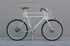 Faraday messenger bike