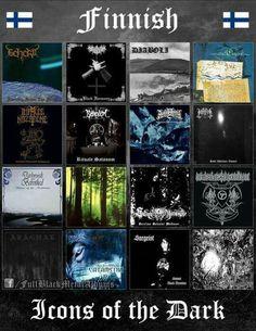 Black Metal /Finlandés