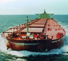 Ore Iron carrier Berge Nord