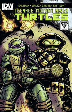 Teenage Mutant Ninja Turtles Publisher: IDW Release Date: Cover Artist: Kevin Eastman Ninja Turtles Art, Teenage Mutant Ninja Turtles, Tmnt 2012, Spiderman, Childhood, Graphic Design, Superhero, Comics, Artist