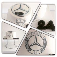 Mercedes cake