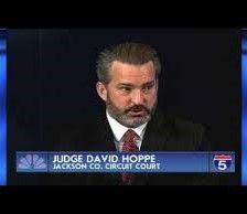 Jackson County Judge David Hoppe Persecuted Cop Filming Activist