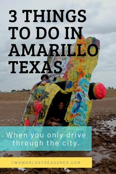 The Only 3 Things To Do In Amarillo Texas - TWO WORLDS TREASURES Canada Travel, Travel Usa, South America Travel, North America, Best Travel Guides, Travel Tips, Travel Destinations, Visit Texas, Us Road Trip