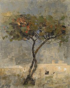Abstract Landscape, Landscape Paintings, Oil Paintings, Landscapes, Painting On Wood, Painting & Drawing, Encaustic Art, Art And Architecture, Word Art
