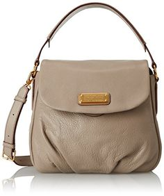 Marc by Marc Jacobs New Q Lil Ukita Shoulder Bag, Cement, One Size Marc by Marc Jacobs http://www.amazon.com/dp/B00RL1IFD0/ref=cm_sw_r_pi_dp_sLK5ub05HJT1Q