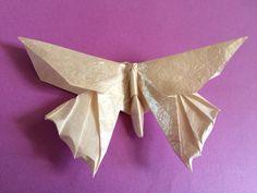 Origami Butterfly (Michael G. La Fosse) 折り紙 蝶