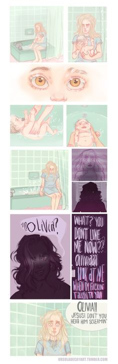 This is really sad....by Ursula Decay