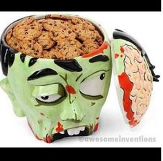 Awesome cookie jar