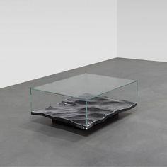 Mathieu Lehanneur Liquid Marble Low Table 2016