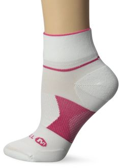 Merrell Women's Allout Nanoglide Mini Socks -- For more information, visit now : Hiking clothes