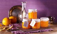 rezept-Morgenrot - Orangen-Möhrenmarmelade