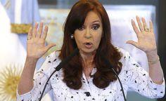 Oposição argentina diz que presidente Cristina Kirchner entrou na 'fase delirante' | #Complô, #CristinaKirchner, #EstadoIslâmico, #FundosAbutres, #Mandatária, #UniónPRO