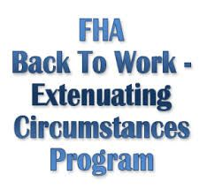 """Those who have lost their homes due to pre-foreclosure sales, short sales or deed-in-lieu or foreclosure can apply for the FHA """"Back to Work"""" Program."""