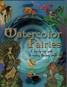 ISSUU - David riche, anna franklin watercolor fairies creating the fairy world by Miguel Martin