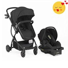 #babystuff The #Urbini Omni Plus Travel System Stroller Convertible 4-in-1 is the ultimate all-in-one travel system: four (4) modes in one stylish package. Paren...