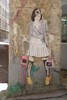 Don Mateo - Street Artist - Lyon