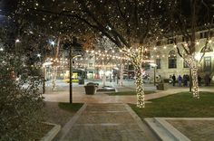 Oak St. Plaza, Old Town Fort Collins