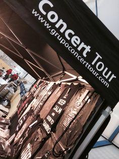 Merchandising de El Barrio Hijo del Levante Tour 2015