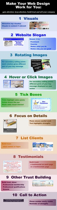 Design Tips to Make Your Website Work for You