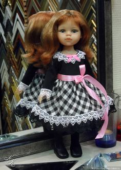 Кристина / Paola Reina, Antonio Juan и другие испанские куклы / Бэйбики. Куклы фото. Одежда для кукол