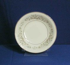 Mikasa Japan Pattern Sweet Song 211 Ivory Coupe Fruit Bowl bfe2256 #Mikasa