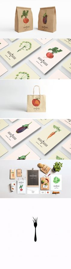 Sana Sana is Where Food Meets Botany Beer Packaging, Food Packaging Design, Packaging Design Inspiration, Brand Packaging, Graphic Design Inspiration, Paper Bag Design, Startup, Corporate Design, Graphic Design Typography