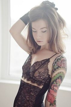 Once I figure out what I am going to do with my life I am going to rock a half sleeve. I mean, probably not. But I can dream.