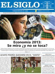 Diario El Siglo - Domingo 30 de Diciembre de 20 12