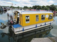 Shanty Boat, Canal Boat, Narrowboat, Houseboats, Tiny Homes, Cabins, Wilderness, Recreational Vehicles, Bungalow