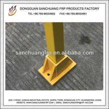 High Strenght Fibre Reinforced Plastic FRP Handrail Accessories