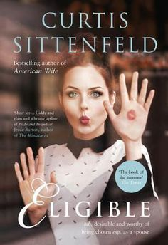 Good News to people who love to read an ebook of Eligible by Curtis Sittenfeld. Now you can get access of full pages for free.  This book content can easy access on PC, Tablet or Iphone. So, you can read it anywhere and anytime.  go here : http://tinyurl.com/gl2kplq