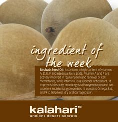Health and Skin Care Products www.kalaharilifestyle.com  www.facebook.com/kalaharilifestyle Baobab Seeds, Cell Membrane, Best Natural Skin Care, Essential Fatty Acids, Vitamin E, Health, Facebook, Lifestyle, Box