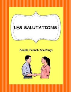 French greetings skit role play teacher and student from sue french greetings skit role play teacher and student from sue summers on teachersnotebook kids pinterest french greetings role play and m4hsunfo