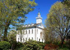 Heute gibt es wieder Tempel Gottes, wie in früheren Evangeliumszeiten überall auf der Erde