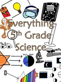 Everything 5th Grade Science Mega Bundle (staar) over 1200 pages, updated with more materials regularly!!