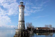 Lighthouse Lindau/Lake Constance Germany
