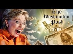 BOOM: Washington Post Uncovers 1,100 Hidden Foreign 'Clinton Cash' Donations! - YouTube