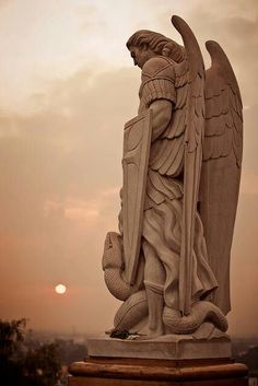 Saint Michael the Archangel, guide and protect us. Thank you, Saint Michael. I love you very much. Amen <3 :):