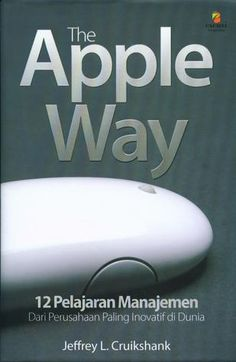 12 Management Principles of Apple. The price at Gramedia (Indonesia) is about Rp 120.000,-
