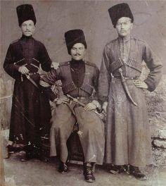 3 пластуновский батальон, казаки ст. Старотиторовской