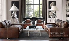 Living Rooms | Restoration Hardware