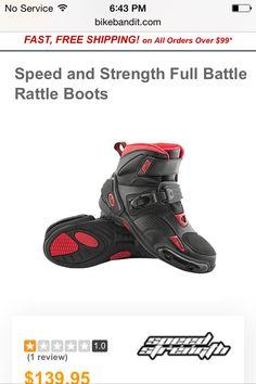 Great biking shoes