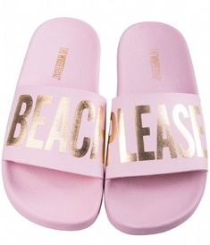 The White Brand Flip flops Beach Please pink Beach Pink, Beach Please, Flipflops, Beach Flip Flops, Pumps, White Brand, Furla, Strand, Shoe Boots