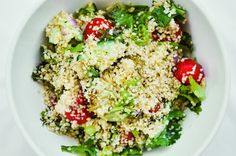 Ensalada de Couscous por Cocina Vegano 2