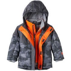 "2512471_Camo_Orange%3Fwid%3D800%26hei%3D800%26op_sharpen%3D1 Best Deal ""Boys 47 IExtreme Heavyweight Camouflage Body Jacket"